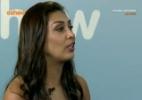 """Amanda desiste de Fernando após """"BBB15"""": """"Não tenho interesse algum"""" - Reprodução/GShow"""