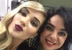"""Mariza faz declaração para Aline: """"Um ser humano incrível"""" - Reprodução/Twitter/MarizaMoreiraBB"""