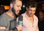 """Max Porto: Cézar, seja bem-vindo ao seleto grupo de campeões do """"BBB"""" - Marcello Sá Barretto/AgNews"""