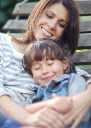 Afeto materno foi determinante para reverter traumas nas meninas - Getty Images