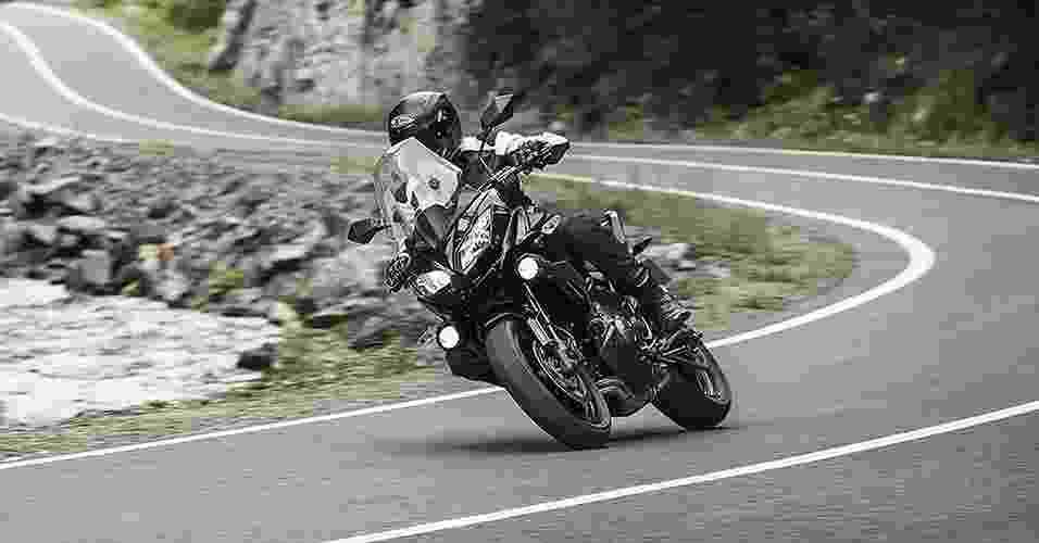Kawasaki Versys 650 - Divulgação