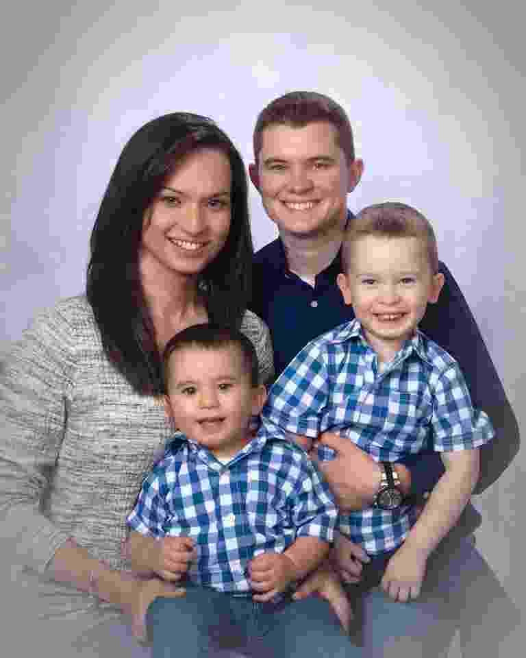 Casais transexuais gringos que tornaram-se pais | casal norte-americano Bianca e Nick Bowser - Reprodução/Facebook