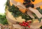 Bolo de casamento feito com queijo é opção para quem prefere os salgados - Getty Images