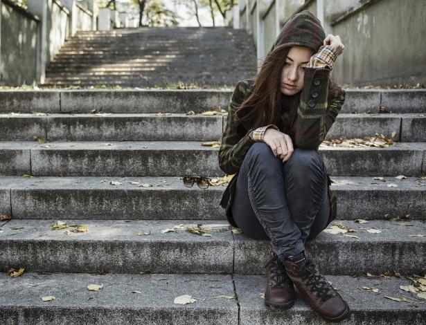 Segundo a OMS, a depressão é o principal problema de saúde entre adolescentes - Getty Images