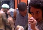 """Cômicas, quentes e bizarras; vote na melhor cena do """"BBB15"""" - Reprodução/TV Globo"""