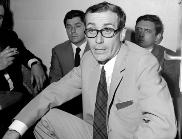O editor e escritor francês François Maspero, em foto de 1967