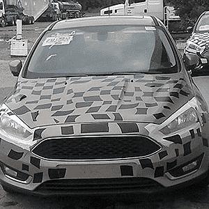 Ford Focus 2016, reestilizado, é flagrado praticamente pronto na Argentina - Bruno Pugliese/Argentina Blog.com/Reprodução
