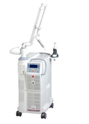 Um dos modelos da Laser Fotona, máquina para tratamento de estiramento vaginal - Divulgação