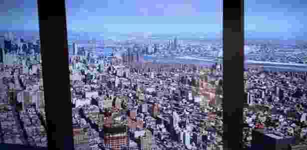 Que tal a paisagem da Big Apple vista do One World Observatory? - Divulgação/One World Observatory