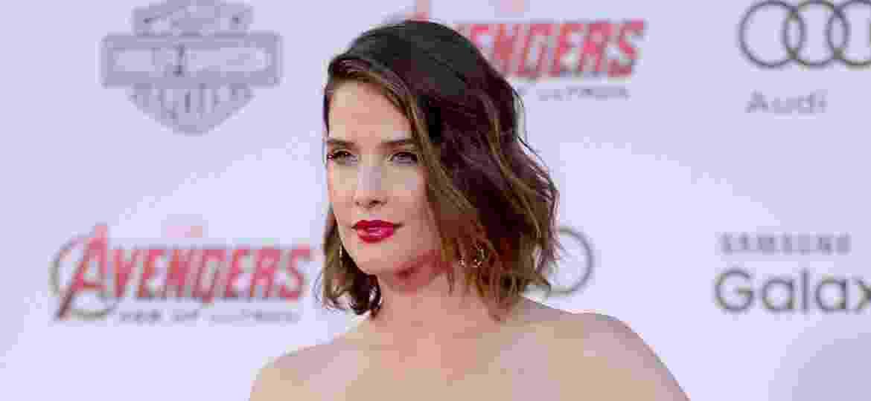 """Cobie Smulders comparece a pré-estreia de """"Vingadores: Era de Ultron"""" em Los Angeles, nos Estados Unidos - Mark Davis / Getty Images"""