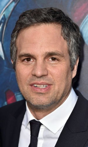13.abr.2015 - Mark Ruffalo, que interpreta Hulk no filme, prestigia a pré-estreia do filme em Los Angeles, nos Estados Unidos