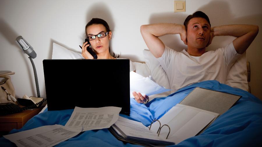 Alô, maridos: trabalho de casa também é trabalho - Getty Images