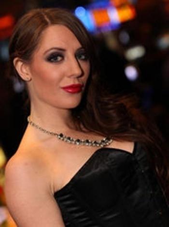 """A inglesa Samantha Bentley é uma atriz pornô vencedora de três prêmios por sua atuação em filmes adultos. Em """"Game of Thrones"""" ela participou do episódio """"As Leis de Deuses e Homens"""" na quarta temproada da série"""