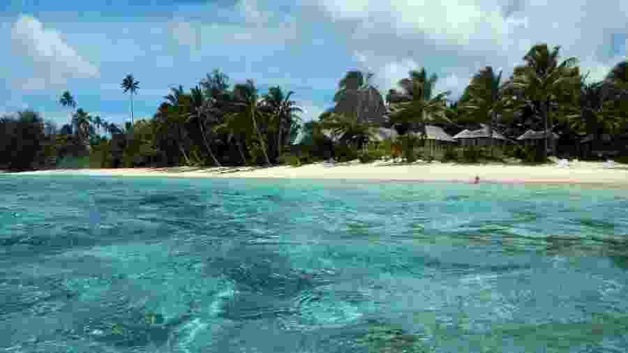As Ilhas Cook são destino perfeito do Oceano Pacífico para quem quer fugir do mundo - Robert Linsdell/Creative Commons