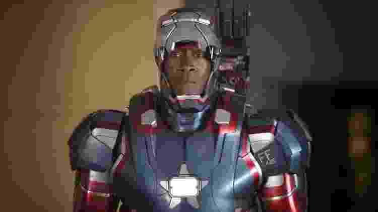Don Cheadle como o Máquina de Combate - Divulgação