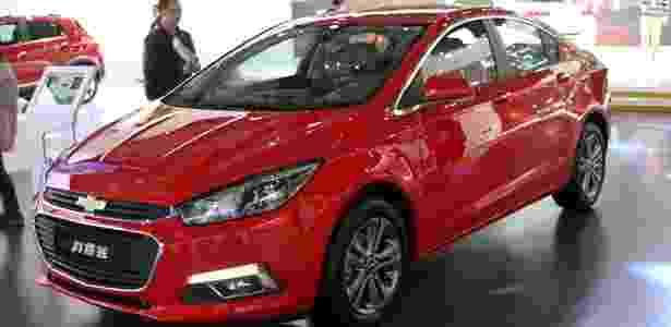Chevrolet Cruze de nova geração agrada pelo desenho e pela tecnologia embarcada - UOL - UOL