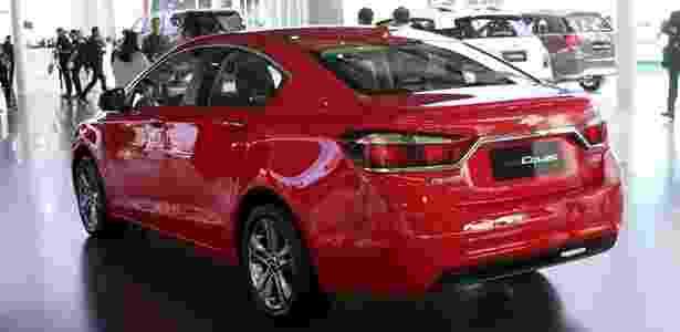 Mesmo sendo a marca menos importante da GM na China, a Chevrolet chinesa está um passo à frente que a brasileira - UOL - UOL
