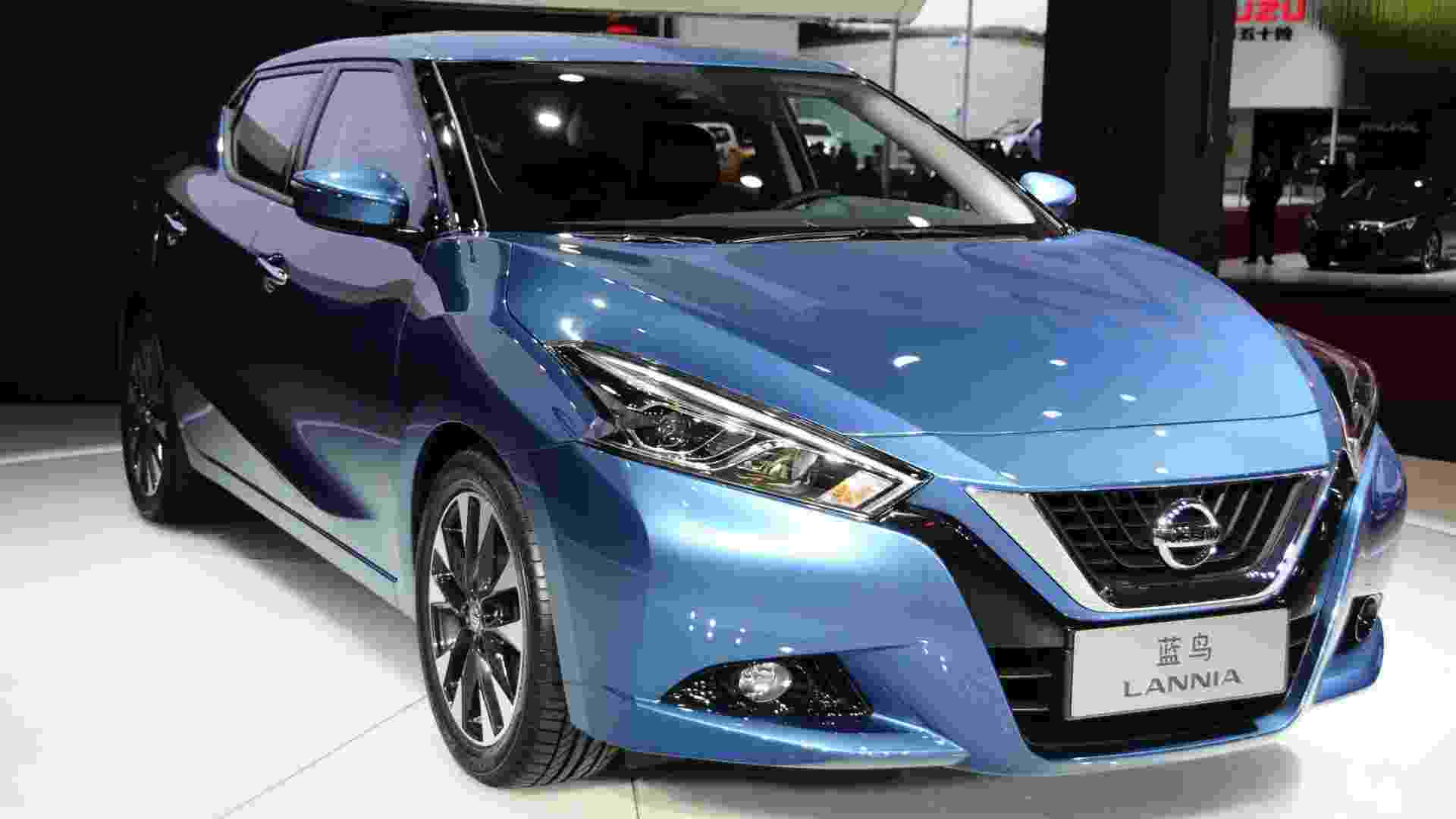 Nissan Lannia - Newspress