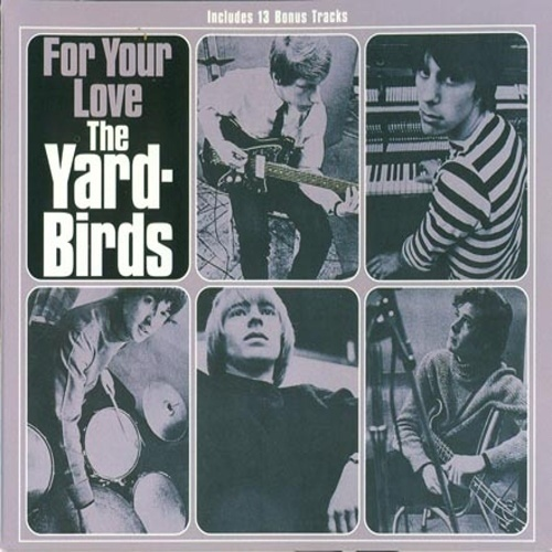Álbum yardbirds 1965