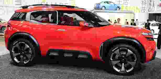 Citroën Aircross Concept - Newspress - Newspress