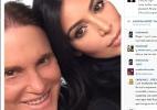 Reprodução /Instagram /kimkardashian