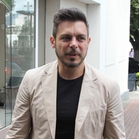 "O ator Luigi Baricelli foi escolhido para o ""À Primeira Vista"" - Anderson Borde e Marcelo Sá Barretto/AgNews"