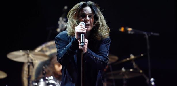 Ozzy Osbourne diz que vai se tratar após uma mulher revelar que foi sua amante - Junior Lago/UOL