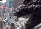 """Bairro famoso da cidade de Tóquio ganha """"hotel do Godzilla"""" - Divulgação/JijiCom"""