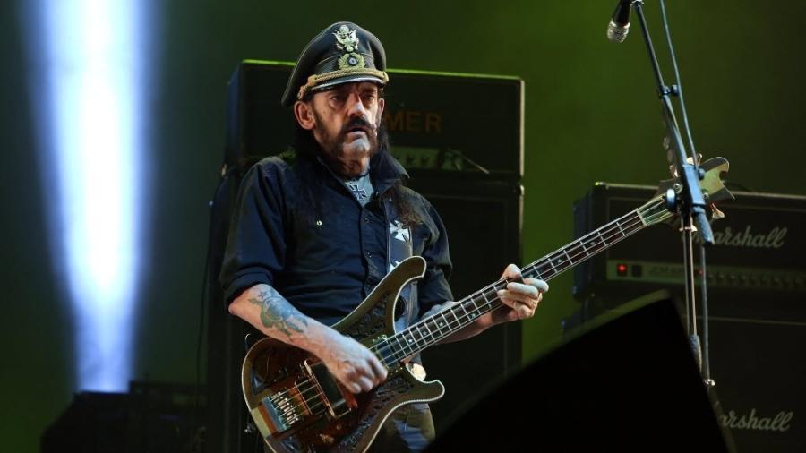Motörhead se apresenta em Curitiba em 2015 - Rodolfo Buhrer/UOL/Folhapress