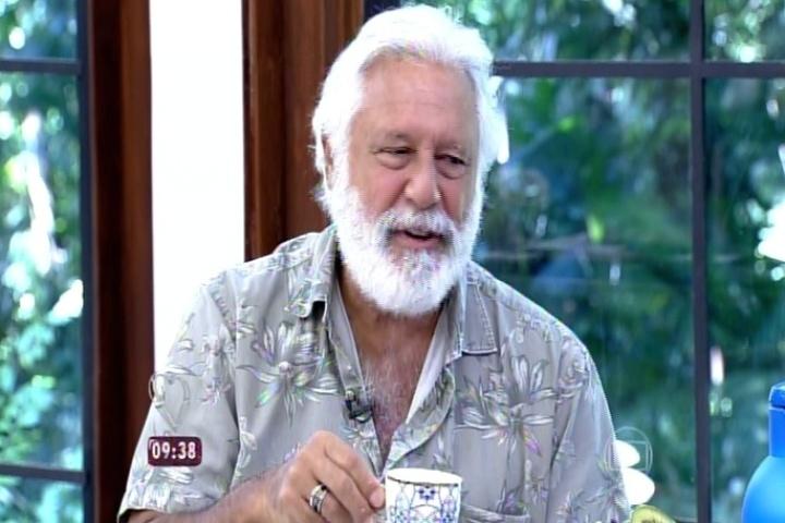 Antônio Fagundes relembra em bate-papo com Stênio Garcia e Ana Maria Braga o sucesso do seriado