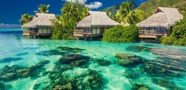 Contra o calorão: estas praias de mar paradisíaco vão refrescar sua mente