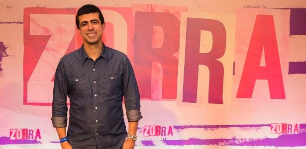 """Marcius Melhem é um dos redatores finais do novo """"Zorra"""""""