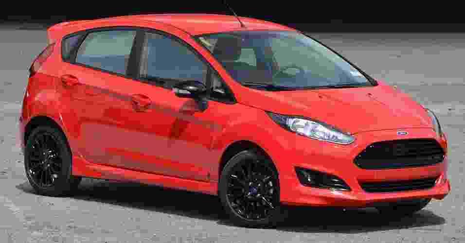 Ford New Fiesta Sport - Divulgação