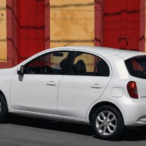 Nissan March SV 1.0 2015 - Murilo Góes/UOL