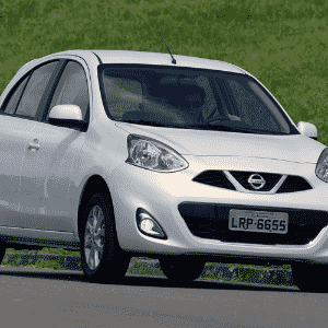 Nissan March SV 3 Cilindros - Murilo Góes/UOL