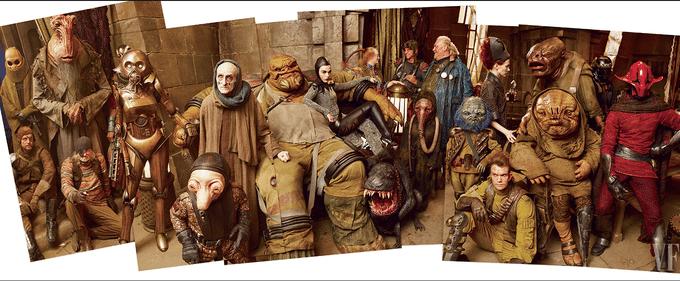 """Elenco do episódio 7 de """"Star Wars: O Despertar da Força"""", novo longa dirigido por J.J. Abrams"""