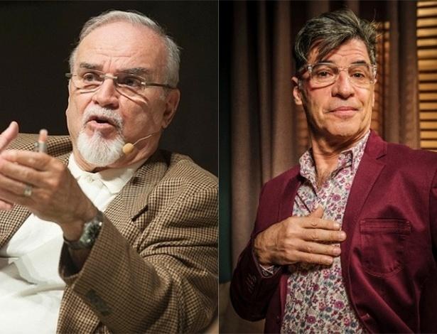 Roberto Damatta nega que tenha feito comentário homofóbico sobre papel de Paulo Betti em