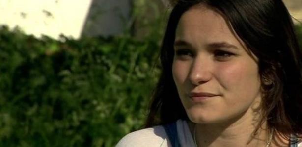 Ione Wells foi salva do ataque por familiares e vizinhos, que afugentaram seu agressor - BBC
