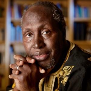 """Escritor queniano Ngugi wa Thiong""""o  - Divulagação"""