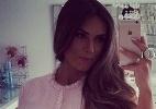 Nicole Bahls faz selfie com vestido rosa e diz que se inspirou em Kate Middleton - Reprodução/Instagram/eunicolebahls e Getty Images
