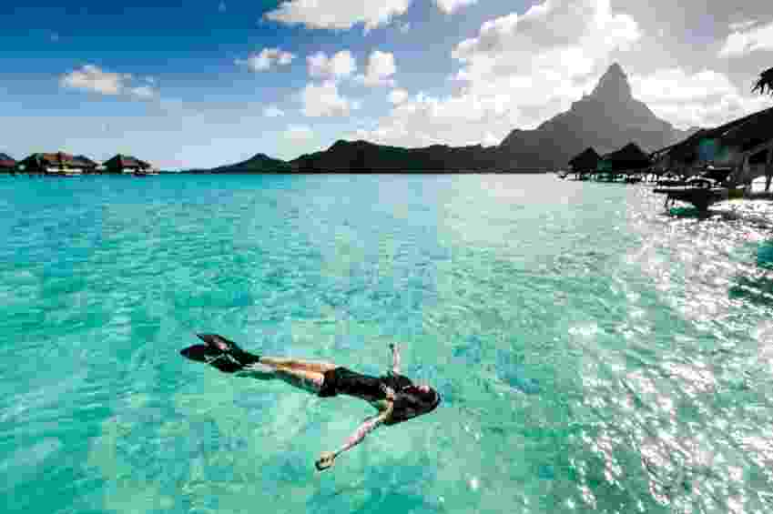 Bora Bora (Polinésia Francesa) - Getty Images
