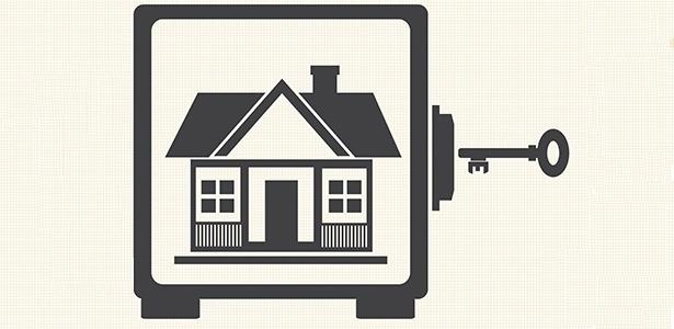 Uma casa segura deve ter bons equipamentos aplicados e operados corretamente - Getty Images