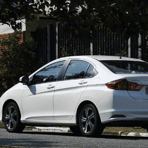 Honda City LX 1.5 CVT - Murilo Góes/UOL