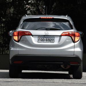 Honda HR-V EXL 1.8 CVT - Murilo Góes/UOL