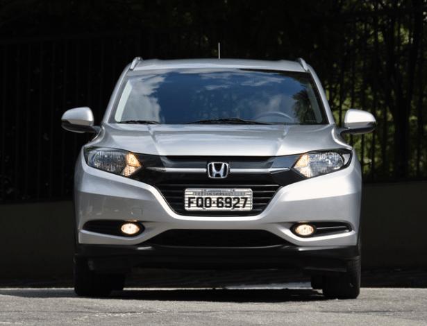 Honda HR-V é exemplo de aposta acertada em cenário de retração nas vendas - Murilo Góes/UOL