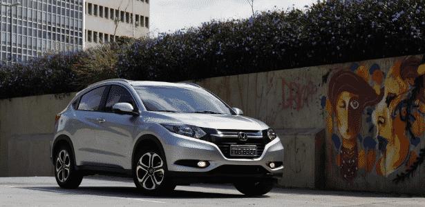 Apesar da suspensão momentânea da produção em Itirapina, Honda HR-V é sucesso  - Murilo Góes/UOL