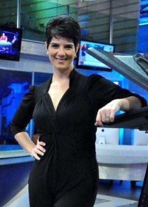 Mariana Godoy estreia talk show nesta sexta