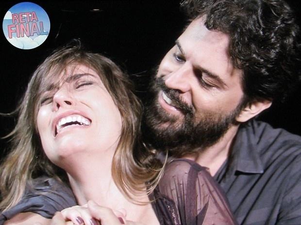 Oscar revela que está vivo e persegue Suzana