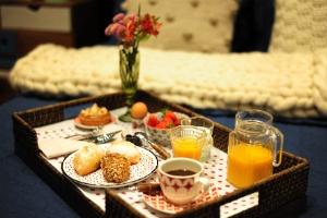 Monte uma bandeja de café da manhã para mimar sua mãe no domingo - Júnior Lago/ UOL