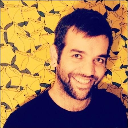 """Sander era o vocalista da banda Twister, dona de hits como """"40 Graus"""" e """"Um Beijo Seu"""" - Reprodução /Instagram /sandermecca"""